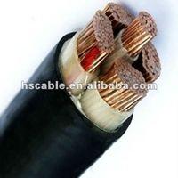 0.6/1KV Low Voltage Copper Conductor PVC XLPE Cable Prices