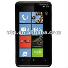Original HD7 3G Windows Mobile Phone GPS WIFI 5MP 4.3''TouchScreen Unlocked Cell Phone