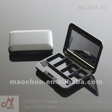 MC2001-A1 4 color eye shadow holder case