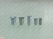 Unthreaded shoulders spacers with flange,special manufactuer