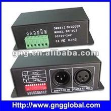 led rgb 8806 dmx decoder