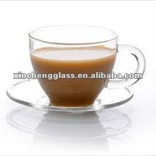 New stylish best new design romantic fashional elegant coffee glass