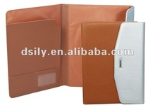 2012 A4 business portfolio case with flap over