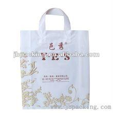 2012 Beautiful printed pe t-shirt plastic bag