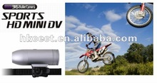 2012 Hot!!! Sports Camera,Waterproof Camera, 20m Waterproof HD 720P 1/2.5HD CMOS Sensor, BQ-F1