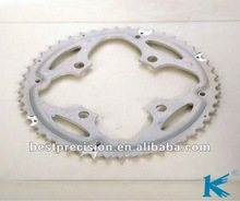 Nonstandard bicycle motorcycle sprocket