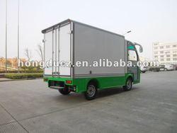 cargo delivery electric van