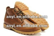 Men fashion casual shoe outsoles with PVC welt 2012