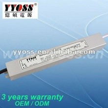 waterproof IP67 35W 50W 75W 100W 120W 150W 200W dimmable led driver, constant current led