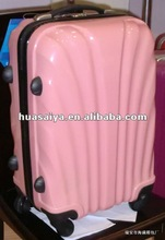 lightweight abs/pc trolley luggage
