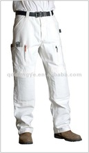 blanco pintor pantalones