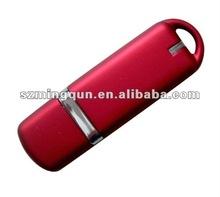 Red usb memory stick plastic usb pen