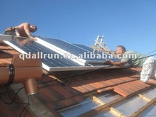 Different size high efficiency pv solar panel
