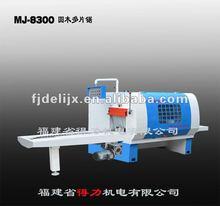 type 8300 log multi blade saw machine
