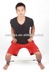 latex tube sports equipment Taekwondo training equipment
