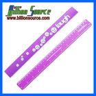 Hot sell arm wrist silicone ruler slap band