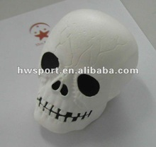 squeeze toy/pu foam skeleton stress ball/elasticity toy