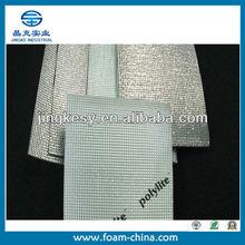polyethylene foam board with single tape