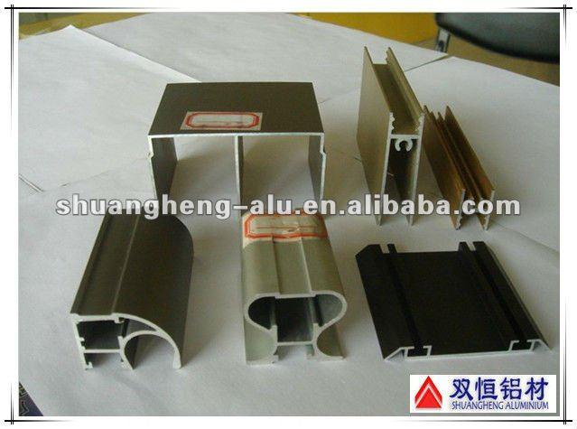 Perfiles de aluminio para armario puerta corredera - Perfiles de aluminio para armarios ...