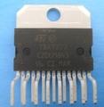 tda7377 original ic componentes electrónicos multiwatt pwr de amplificador de audio