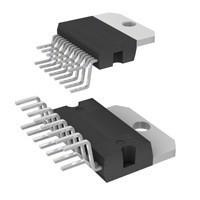 TDA7370BV Linear - Amplifiers - Audio IC AMP QUAD PWR CAR MULTIWATT15V