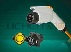 EV plug-in electric vehicle charging