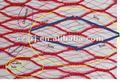 polietileno de alta densidad virgen de granizo red de guardia