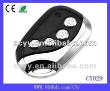 2012 Best-selling univerisal duplicate gate remote control CY029
