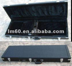 Squared Hardwood Electric Guitar Case
