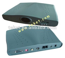 Smart Plastic Case Set top box chassis cabinet for STB-BOX SOC system