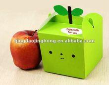 christmas apple packing box