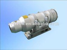 High temperature laser level measuring device