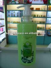 Mint essence moisturizing and freshing hair shampoo