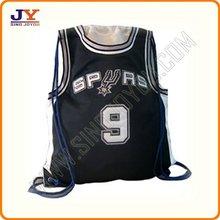 Basketball drawstring bag for sport backpack