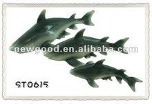 PU Shark Floating Pool Decoration