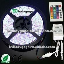 2012 Most bright 12v 5050 flexible led strip rgb smd