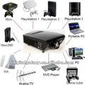 Dg-737 led tv video game home theater dvd projetor lcd