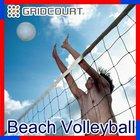 Beach Volleyball Court Floor