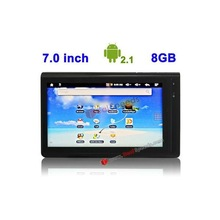 7.0 inch The Cheapest Hot Touch Monitor Screen Android 2.1 Version aPad Style Tablet PC with WIFI