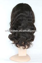 Medium brown new guleless wigs