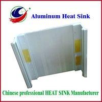 Large enclosure aluminium heat sink, stemping boxes