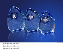 Transparent K9 Crystal Glass Award Trophy of Hot Sale