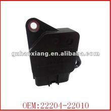 TOYOTA Auto mass air flow meter sensor for 22204-22010