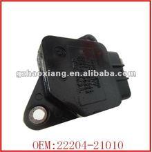 TOYOTA Auto mass air flow meter OEM: 22204-21010