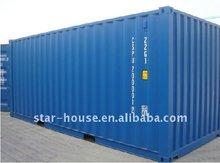 "20'X8'X8'6"" ISO 1CC Type Steel Dry Cargo Container"