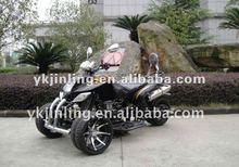 Three Wheel 250CC Quad Bike for 2 Passengers
