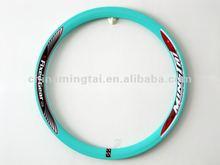 MINGTAI alloy bicycle wheel(multi color) 45mmh Bike wheel MTSC45A