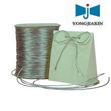 Metallic braid rope