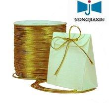 Metallic packing ropes