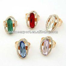2012fashion bardian gemstone design ring